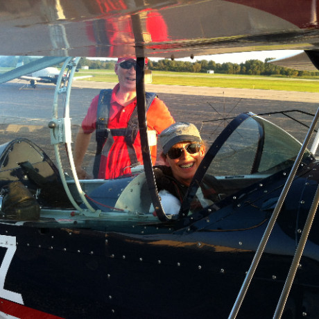 Anne Wright    (Pilot update from Michigan)