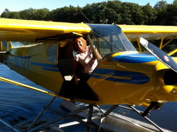Anne Wright, Kelly, Linda, Seaplanes 3