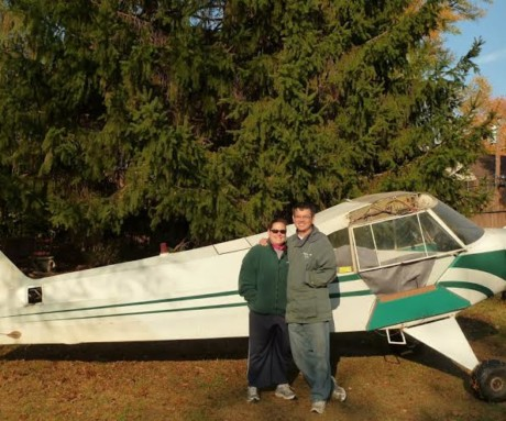 Cross Country Voyage Retraces Flight Made 48 Years Ago in the Same Aircraft