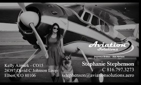 Stephanie Stephenson Business card