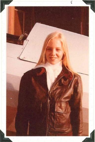 Mona at 16