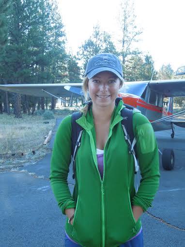 LLT Scholarship winner Stirling Moore begins tailwheel training