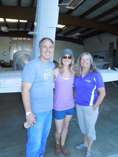 Me with Julie & Bennie Benson