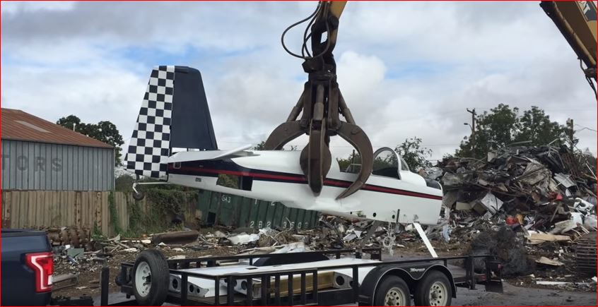 The Horrific Death of a Perfect RV-8