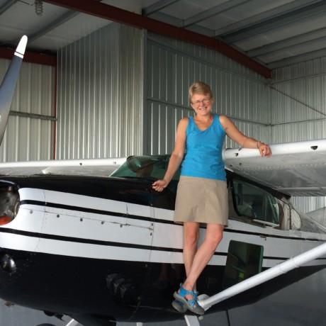 Pilot update from Christine S Mortine