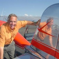 Brian Lansburgh at Tailwheel Town, Oregon
