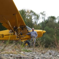 Charles Lewis, South Oaks Aerodrome, NC