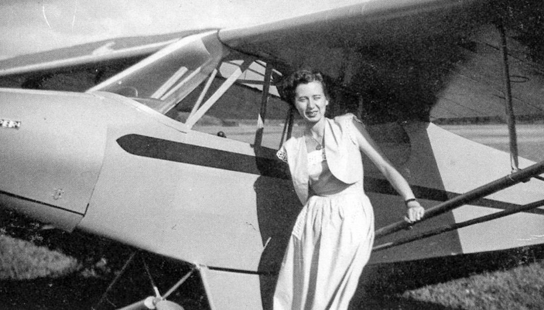 Sentimental Journey Fly‐In Announces Flight Training Scholarship to Honor Leah Jones