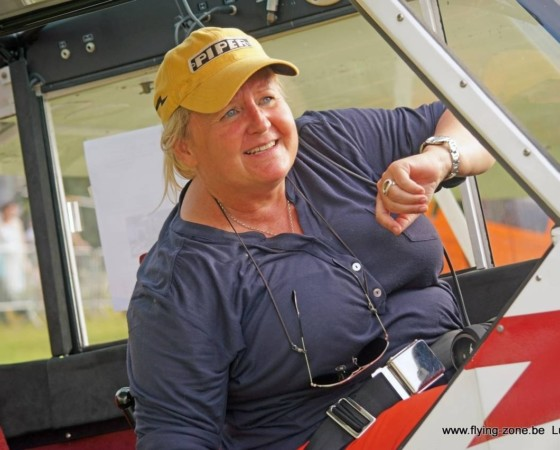 Valerie Dereymaeker, Lady Bush Pilot, Invites you to FLY