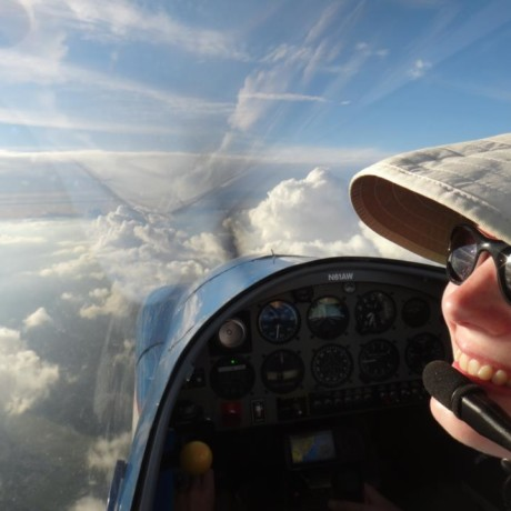 A Fresh RV-4 Perspective by Emilie Phillips