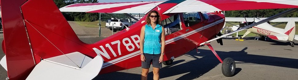LadiesLoveTaildraggers | For gals who LOVE the fun of flying