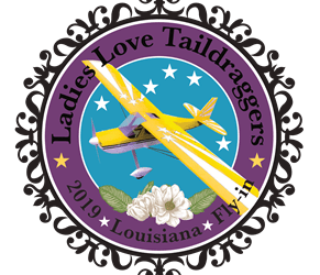 New LadiesLoveTaildraggers' Fly-in Tshirts Available!