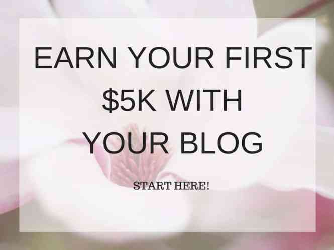 earn-your-first-5k-with-your-blog