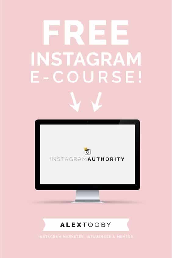 Instagram course