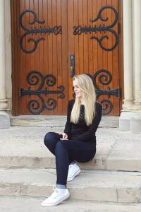 Mint Notion blogger