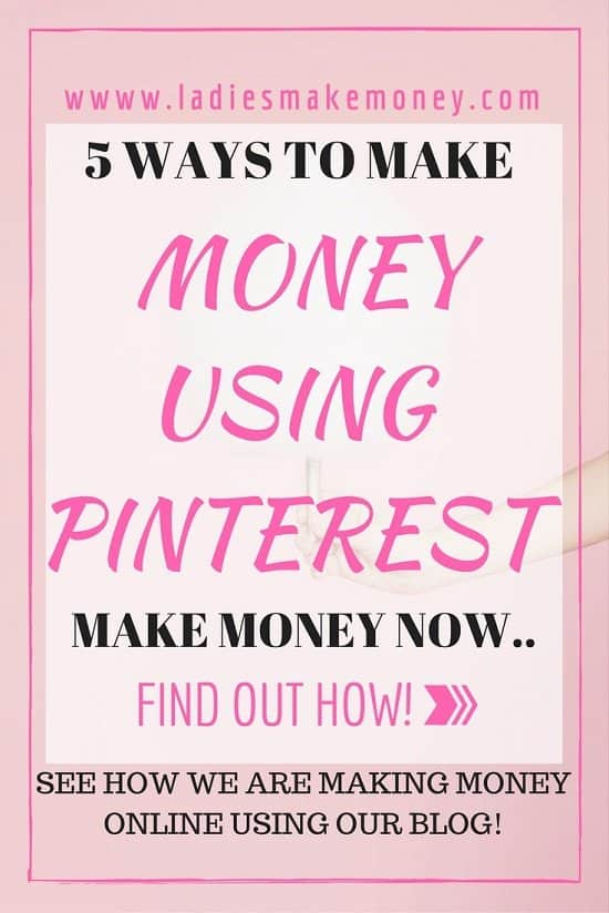 how can i make easy money online 5 ways to make money using pinterest the easy way 2306