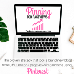 Pinning for Pageviews