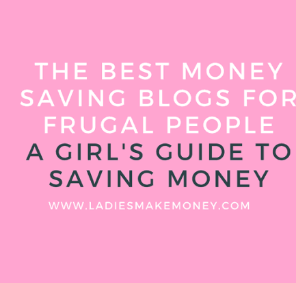 The best money saving blogs for frugal people