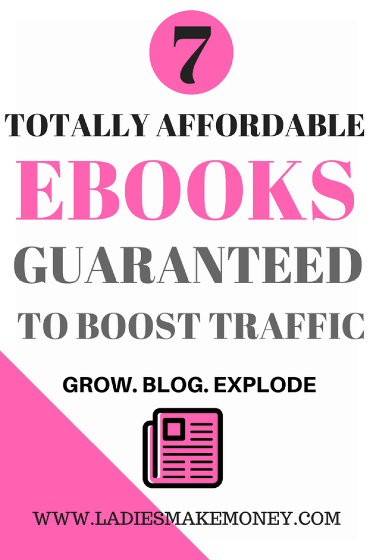 7 Totally affordable eBooks guaranteed to boost your blog traffic (1)