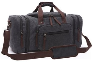Best Christmas idea for him. Aidonger Duffel Bag Weekender Bag Carry on Travel Bag with Strap
