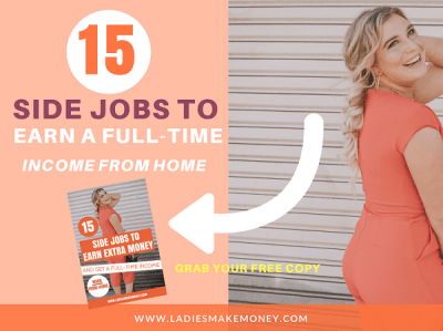 If you are tight on money and you are looking for quick ways to make extra money fast, then we have a few ways to make real money online. Here is your guide to making extra money from home. Amazing stay at home jobs you can start today, perfect for stay at home moms. #workfromhome #makemoneyonline #makemoneyfromhome. Learn how to make extra money as a stay at home mom. Use these side hustles to earn extra money. Ideas to make extra money | ways to make extra money | earn extra money side hustles