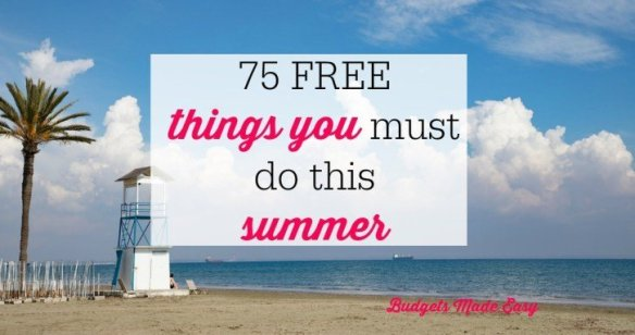 Free things to do in the summer. 9 Budget-friendly things to do in the summer. If you are on a budget and looking for fun things to do this summer, you might want to check this post. Summer is a great time to try new things, explore things but it does not need to cost you much. These are money saving tips and ideas to do this summer if you are on a budget. We have also included a few fun things to do this summer with kids that you will love #funactivities #summerfun #summerideas
