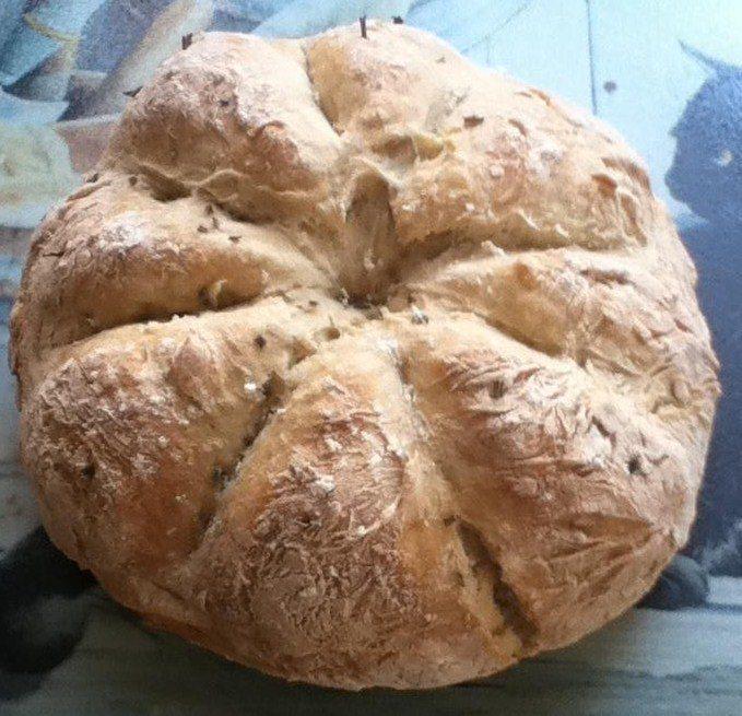 Simple Bread Recipe No Yeast