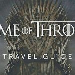 Want to visit Westeros? This Game of Thrones travel infographic will help!