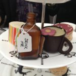 Afternoon tea at the Mad Hatter's Tea Party