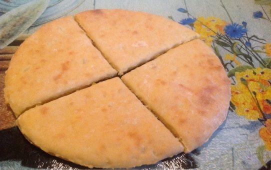 Potato scone recipe