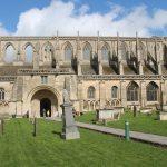 History comes alive at Malmesbury Abbey