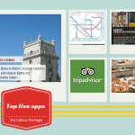 Five top apps for visiting Lisbon, Portgual
