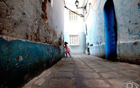tunisia monastir kids playing