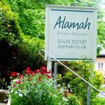 Alamah Guest House, Harrogate: the review