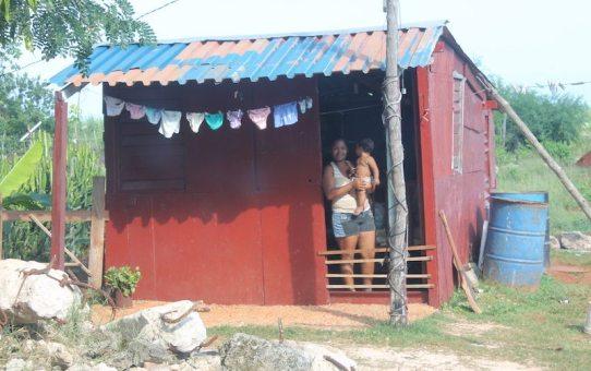 Cuban house in Varadero.