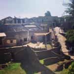 A day trip to Pompeii and Mt Vesuvius