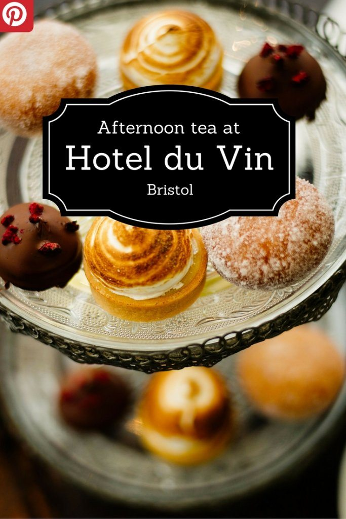 Afternoon tea at Hotel du Vin Bristol | Ladies What Travel