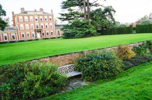 Gardens at Middlethorpe Hall