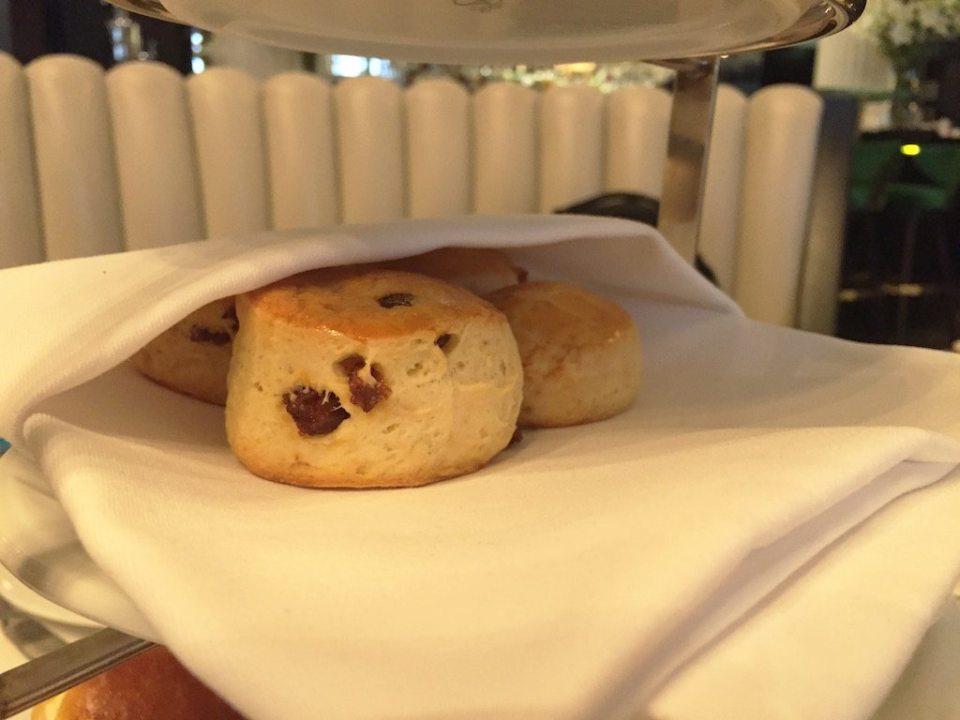 Scones Afternoon tea hotel bristol warsaw | Ladies What Travel