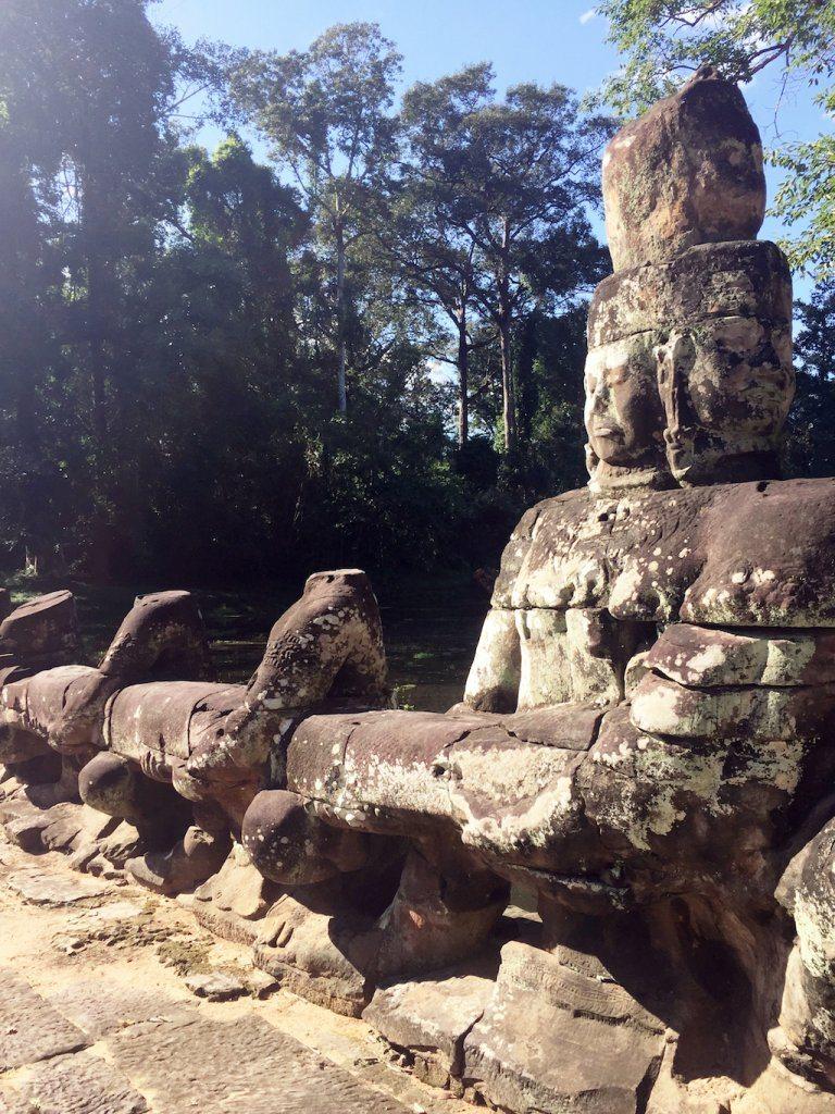 Preah Khan 2 Angkor Wat Cambodia | Ladies What Travel.