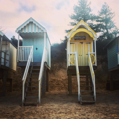 Beach huts | Ladies What Travel