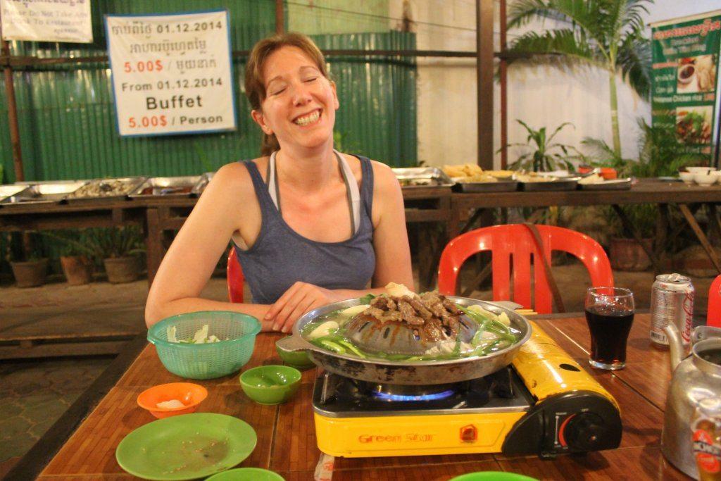 Hamza BBQ Siem Reap | Ladies What Travel