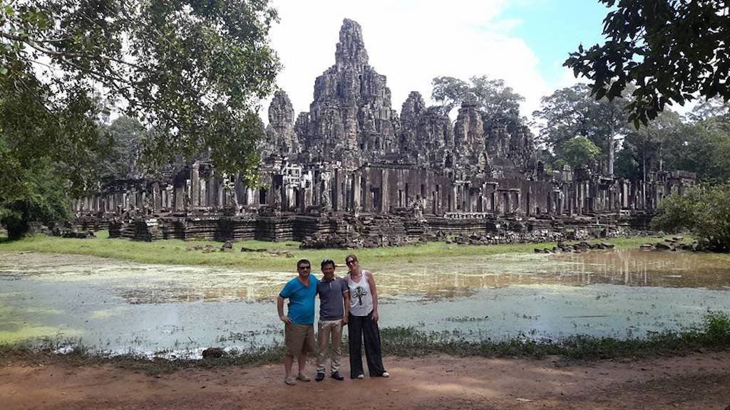 Pre Rup | Ladies What Travel