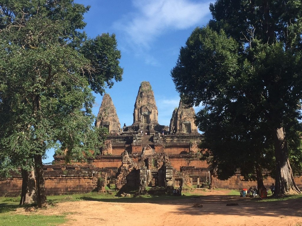 Pre Rup temple | Ladies What Travel