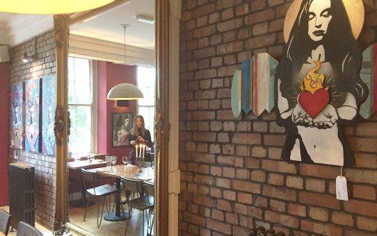 The Square Kitchen Bristol | Ladies What Travel
