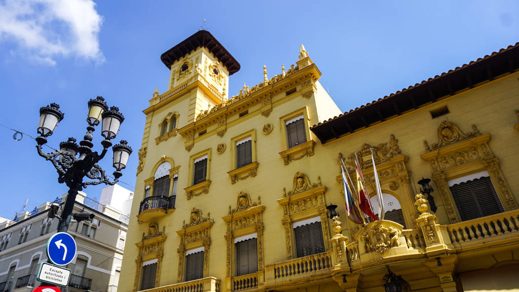 Castellon architecture