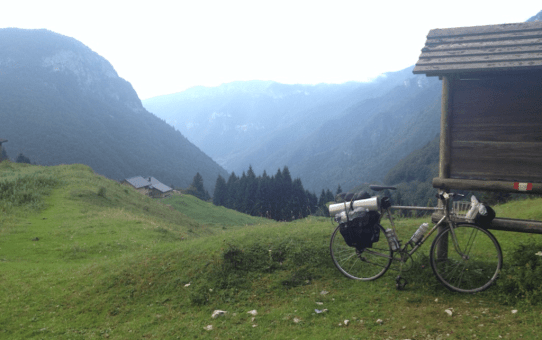 Cycling across the alps | Ladies What Travel