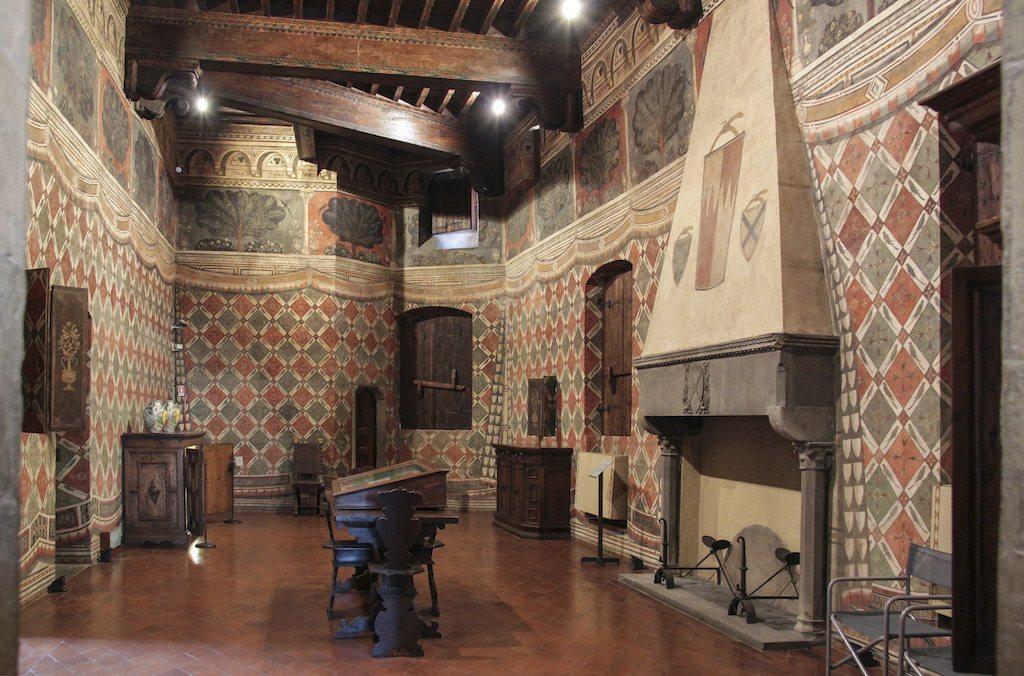Inside Palazzo Davanzati