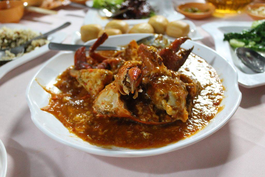 Singapore Chilli Crab | Ladies What Travel