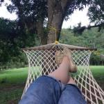 Ladies What Travel hammock relax